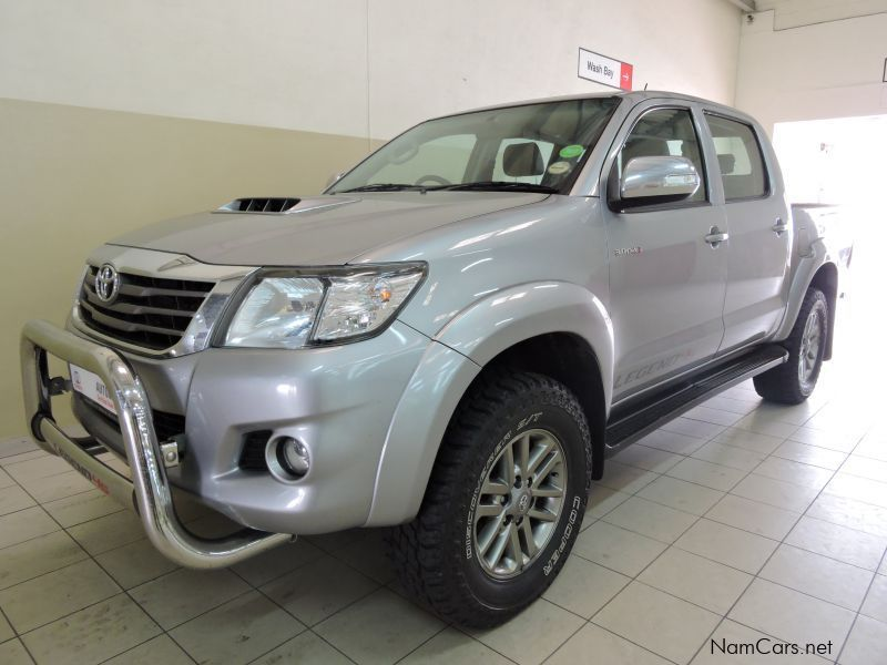 Pre-owned Toyota HILUX 3.0 D-4D L45 4X4 P/U D/C for sale in