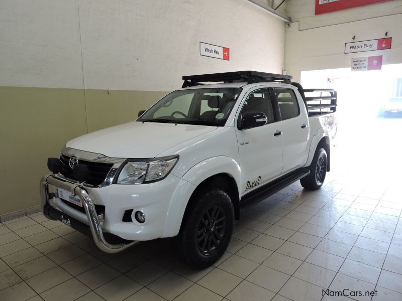 Pre-owned Toyota Hilux Dakar 4.0 V6 for sale in