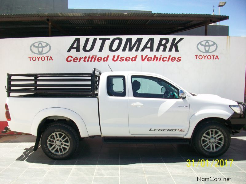 Used Toyota HILUX L45 for sale