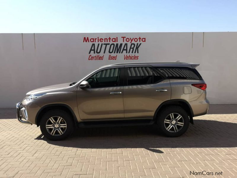 Pre-owned Toyota Brand New Fortuner 2.4GD-6 4x4 6AT for sale in