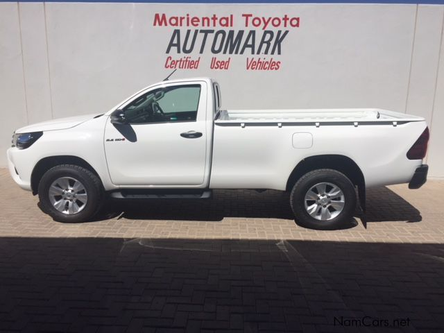 Pre-owned Toyota Hilux 2.4 S/C SRX 4x4 A/T Brand New for sale in