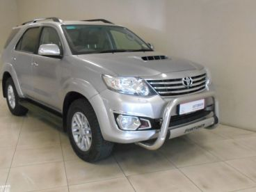 Pre-owned Toyota FORTUNER 3.0 for sale in