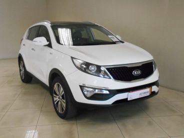 Pre-owned Kia SPORTAGE 2.0CRDI AWD for sale in