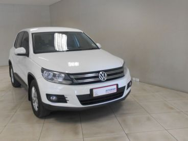 Pre-owned Volkswagen Tiguan 1.4 for sale in