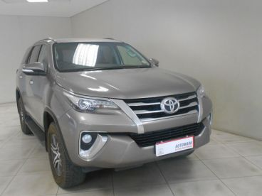 Pre-owned Toyota fortuner 2.8 gd4x4 for sale in