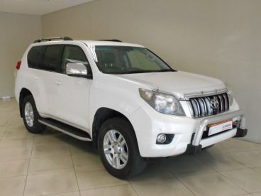 Pre-owned Toyota TOYOTA LAND CRUISER PRADO for sale in