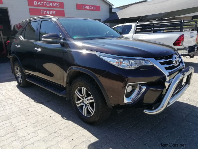 Pre-owned Toyota FORTUNER 2.4 GD6 for sale in