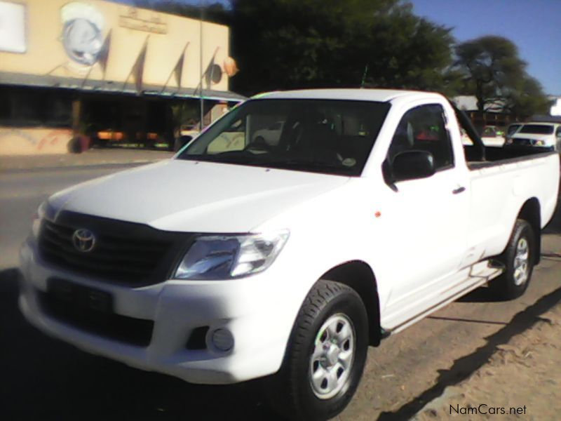 Pre-owned Toyota HILUX SRX RB D4D for sale in Okahandja