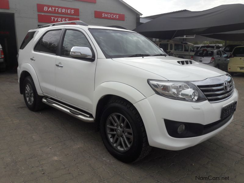 Pre-owned Toyota FORTUNER LTD EDITION 4x4 for sale in