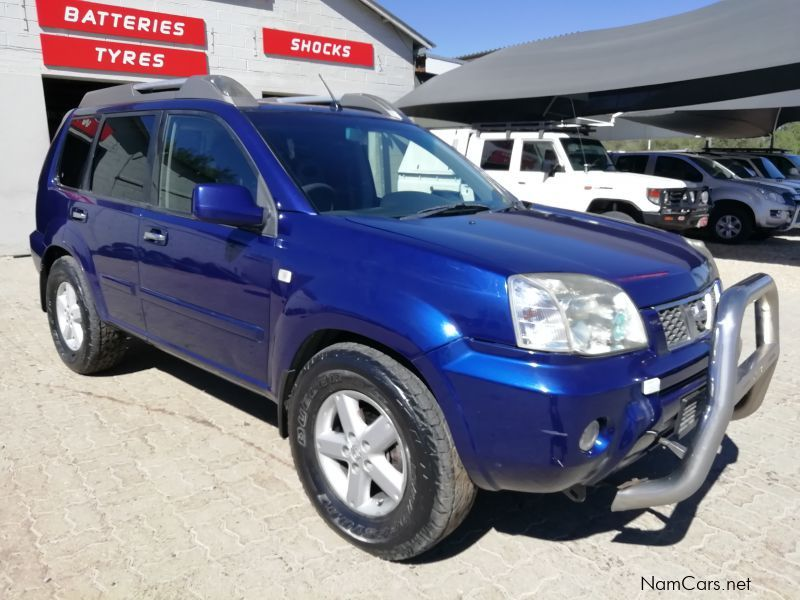 Pre-owned Nissan X-Trail 2.2 TURBO Diesel for sale in