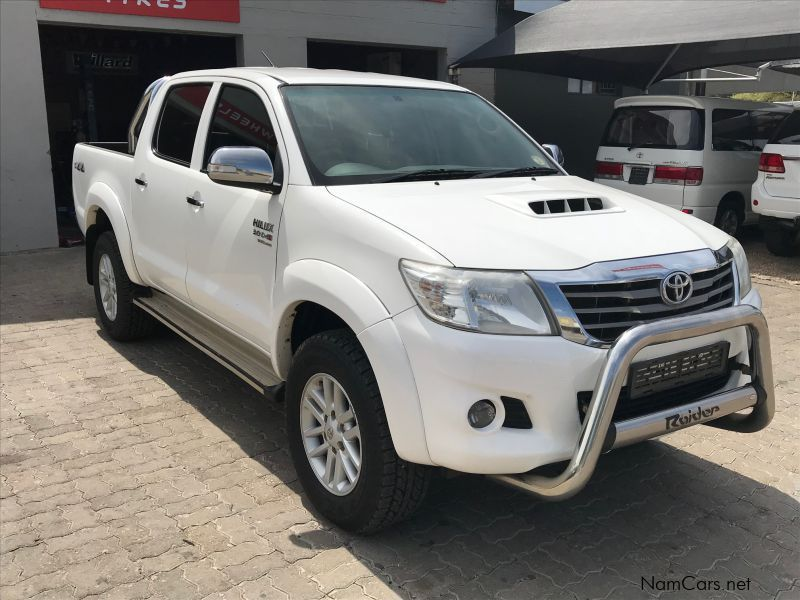 Pre-owned Toyota Hilux 3.0 D4D 4x4 A/T for sale in