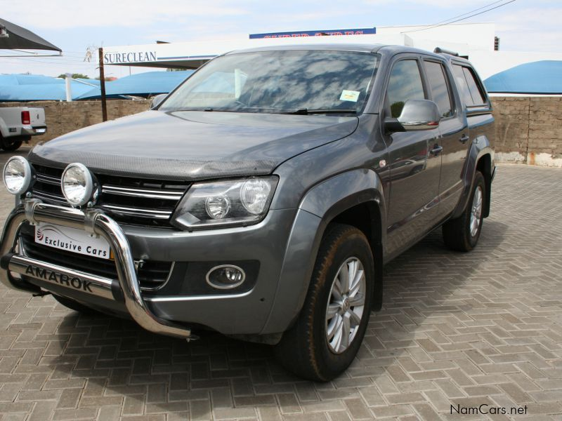 Pre-owned Volkswagen Amarok D/Cab 2.0 Bitb 132kw 4x2 a/t for sale in