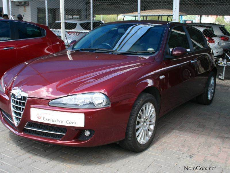 Pre-owned Alfa Romeo 147 2.0 T Spark manual for sale in Windhoek