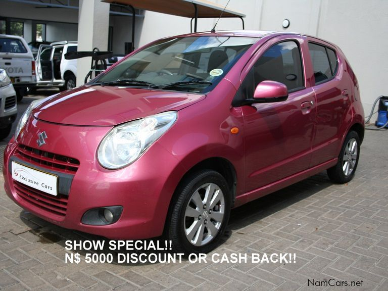 Pre-owned Suzuki Alto 1.0 GLS manual ( local) for sale in Windhoek
