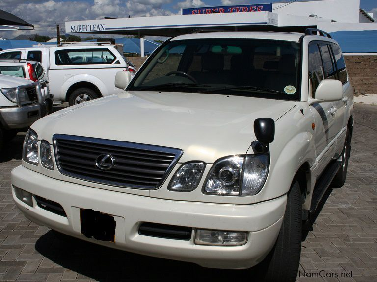 Pre-owned Lexus LX 470 a/t 4x4 for sale in