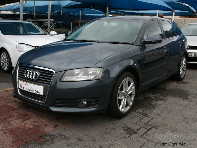 Pre-owned Audi A3 1.8T ambition fsi 5 door manual for sale in