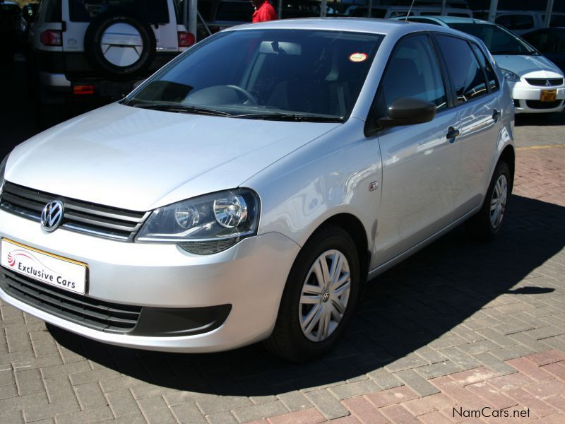 Pre-owned Volkswagen Polo Vivo 1.4 conceptline manual h/b for sale in Windhoek