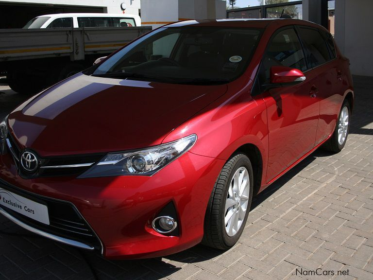 Pre-owned Toyota Auris 1.6 XR manual for sale in Windhoek