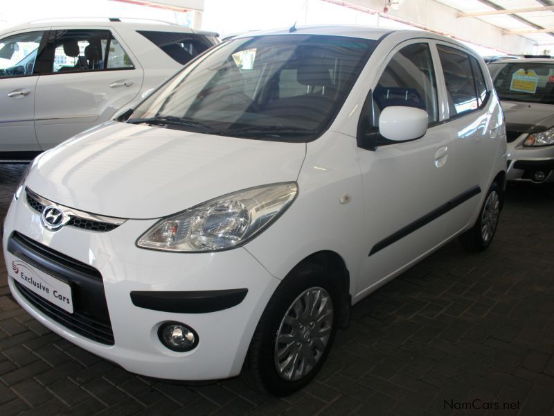 Pre-owned Hyundai i10 GLS a/t (local) for sale in Windhoek