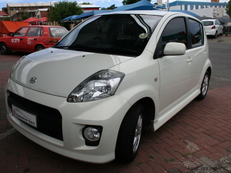 Pre-owned Daihatsu Sirion 1.5 sport manual ( local) for sale in Windhoek