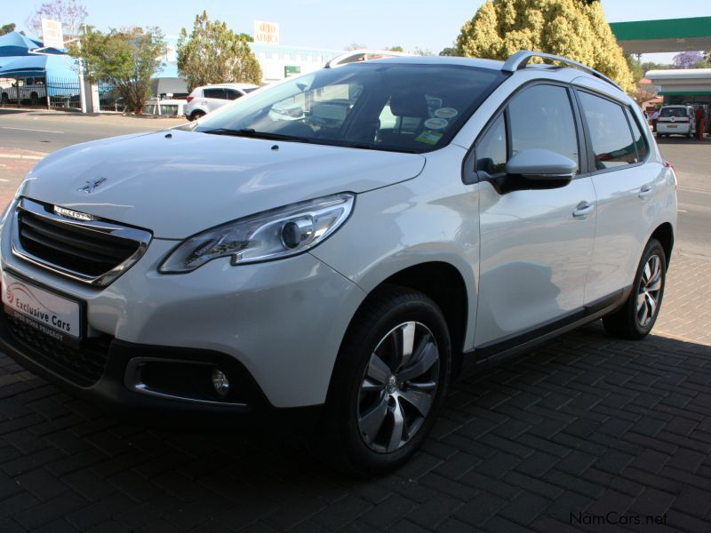 Pre-owned Peugeot 2008 active 1.6 manual for sale in Windhoek