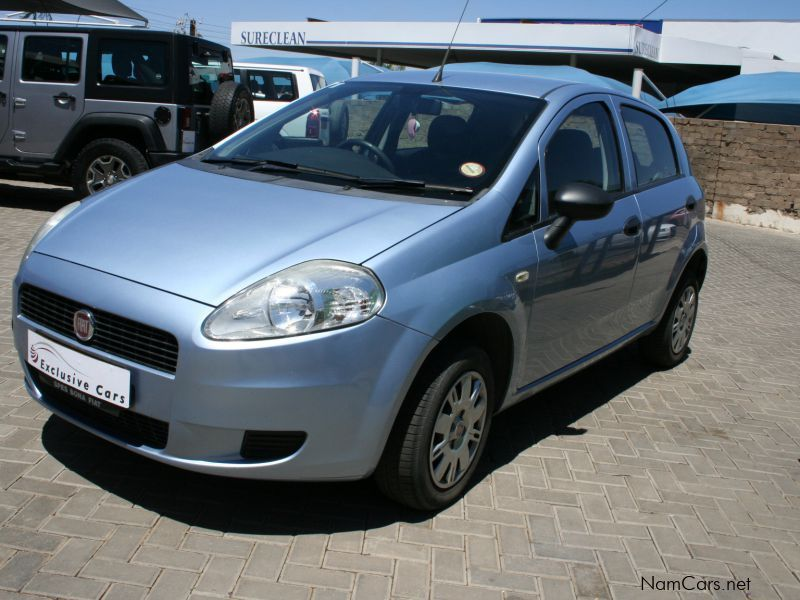 Pre-owned Fiat Punto 1.2 active 5 door manual for sale in