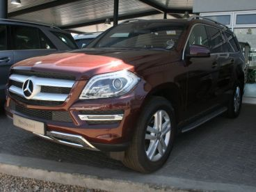 Pre-owned Mercedes-Benz GL 350 Bluetec a/t for sale in