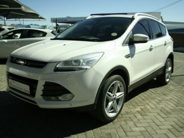 Pre-owned Ford Kuga 2.0 titanium Powershift AWD for sale in
