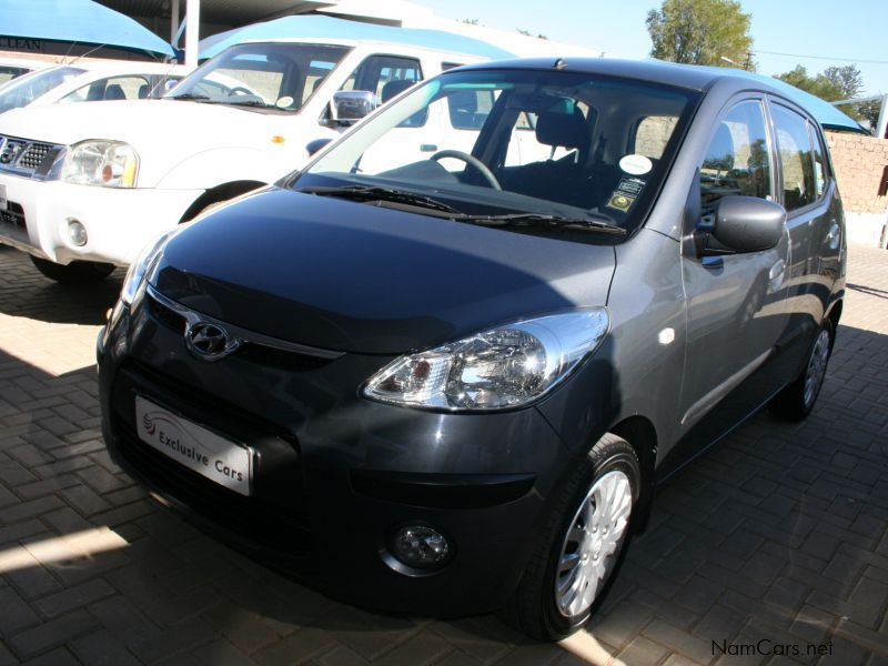 Pre-owned Hyundai i10 GLS manual (local) for sale in