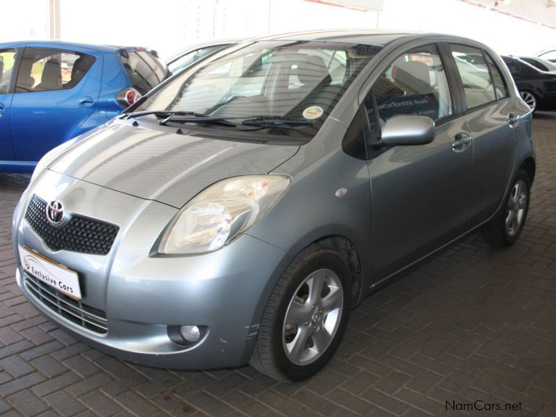 Pre-owned Toyota Yaris 1.3 T3 Spirit manual for sale in Windhoek