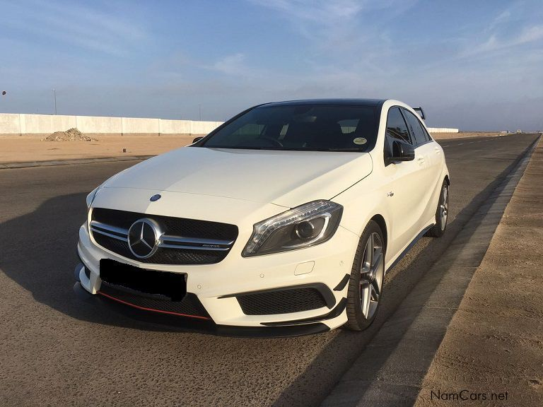 Pre-owned Mercedes-Benz A 45 AMG 4 matic for sale in
