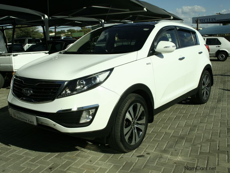 Pre-owned Kia Sportage 2.4 AWD a/t for sale in