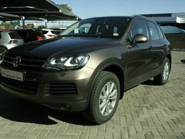 Pre-owned Volkswagen Touareg 3.0 V6 tdi tiptronic b/motion 180 kw for sale in