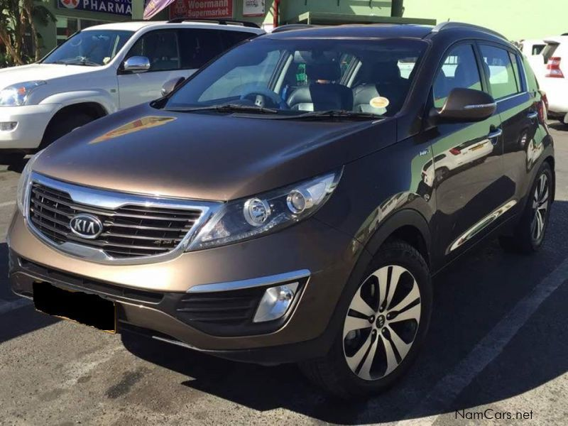Pre-owned Kia Sportage 2.0 a/t AWD (local) for sale in