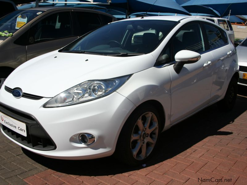 Pre-owned Ford Fiesta 1.6 Titanium manual for sale in Windhoek