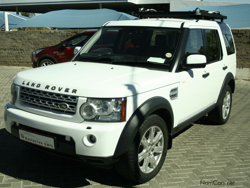 Pre-owned Land Rover Discovery 4 TD S 3.0 V6 a/t 4x4 for sale in