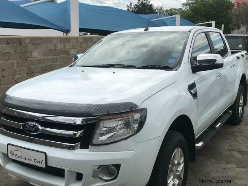 Pre-owned Ford Ranger D/Cab 3.2 a/t 4x4 XLT for sale in