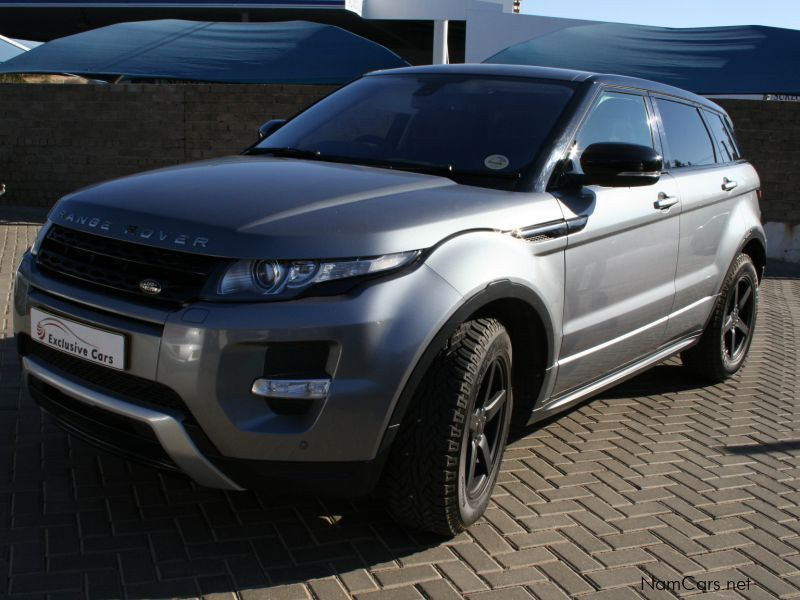 Pre-owned Land Rover Range Rover Evoque 2.2 SD 4 Dynamic for sale in