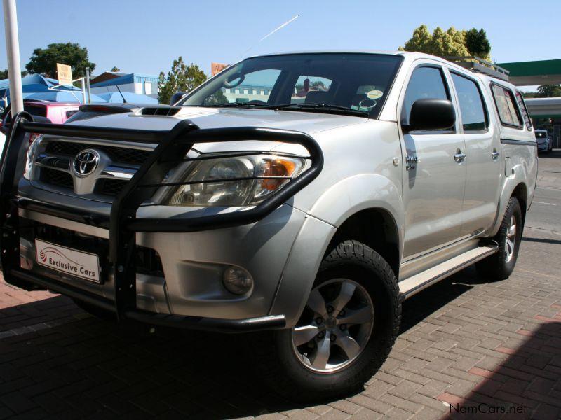 2007 Toyota Hilux D/Cab 3.0 D4D manual 4x4 Diesel car ...