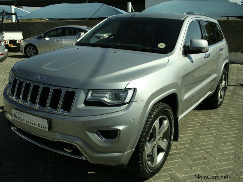 Pre-owned Jeep Grand Cherokee 5.7 V8 overland 4x4 for sale in