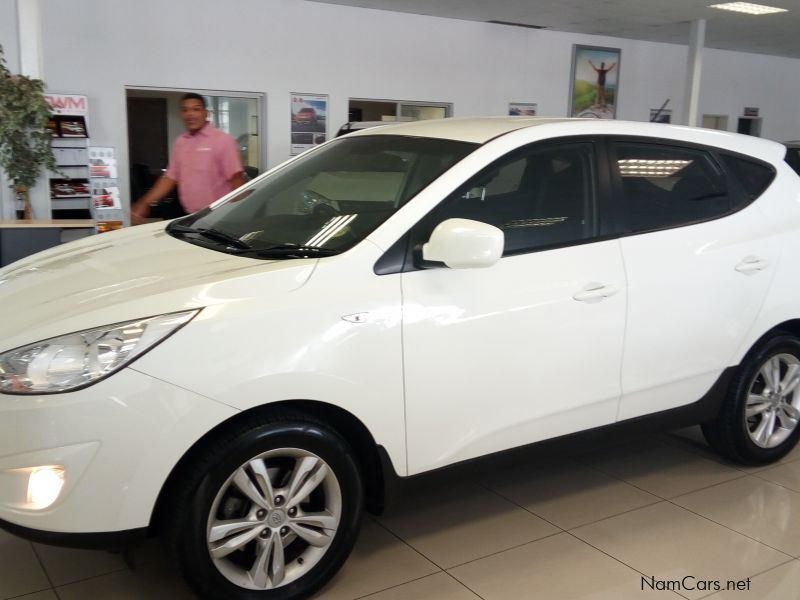 Pre-owned Hyundai IX35 2.0 GL/PREMIUM for sale in Windhoek