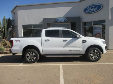 Pre-owned Ford RANGER WILDTRACK 3.2TDCI 4X4 6AT for sale in