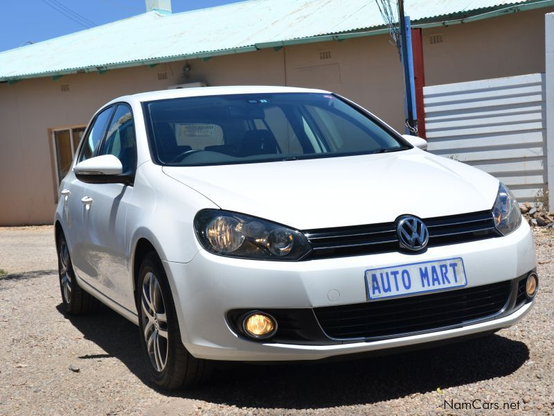 Pre-owned Volkswagen Golf 6 TSI for sale in