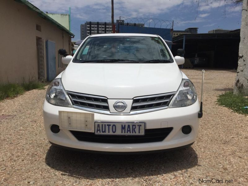 Pre-owned Nissan Tida Manual for sale in