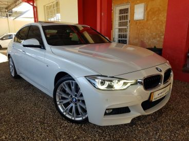Pre-owned BMW F30 330i Msport 40th Edition for sale in