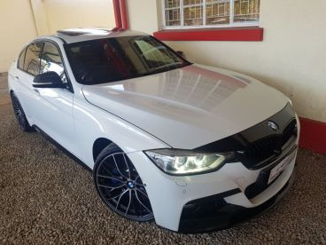 Pre-owned BMW 335i F30  Msport Twinturbo for sale in