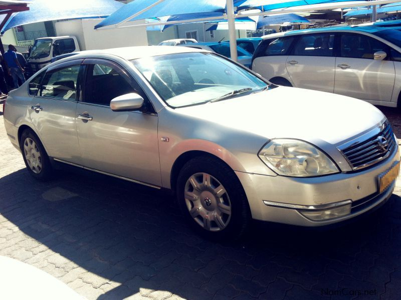 Pre-owned Nissan Teana for sale in