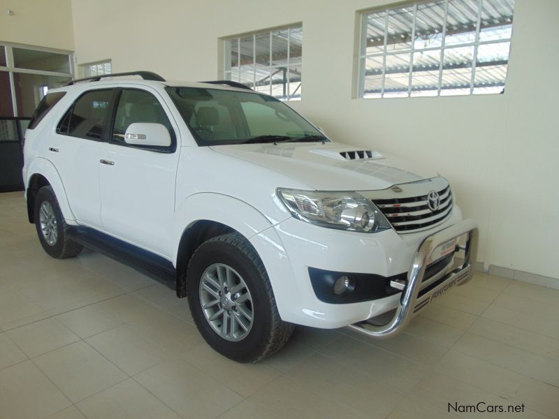 Pre-owned Toyota Fortuner 3.0D-4D 4x4 for sale in
