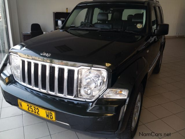Pre-owned Jeep CHEROKEE 3.7 V6 LIMITED for sale in