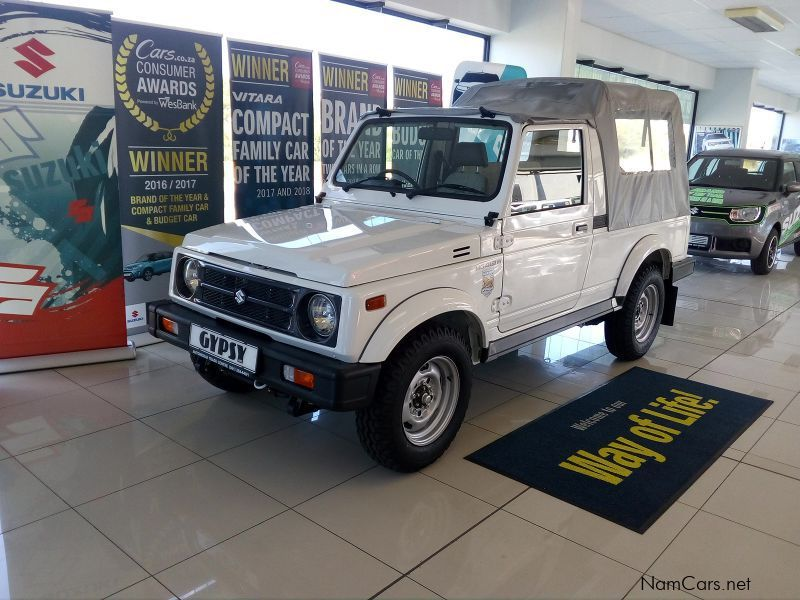 Pre-owned Suzuki Gypsy 1.3i 4x4 for sale in